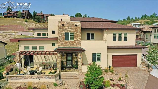 4473 Echo Drive, Larkspur, CO 80118 (#4545067) :: The Treasure Davis Team | eXp Realty
