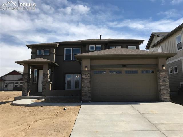 1078 Kelso Place, Colorado Springs, CO 80921 (#4545474) :: The Kibler Group