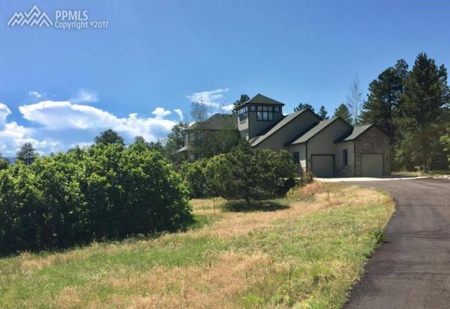 1947-1821 Elk View Road, Larkspur, CO 80118 (#4546194) :: 8z Real Estate