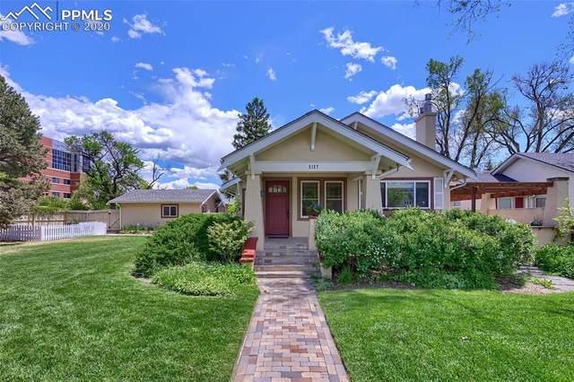 2127 N Cascade Avenue, Colorado Springs, CO 80907 (#4547226) :: The Kibler Group