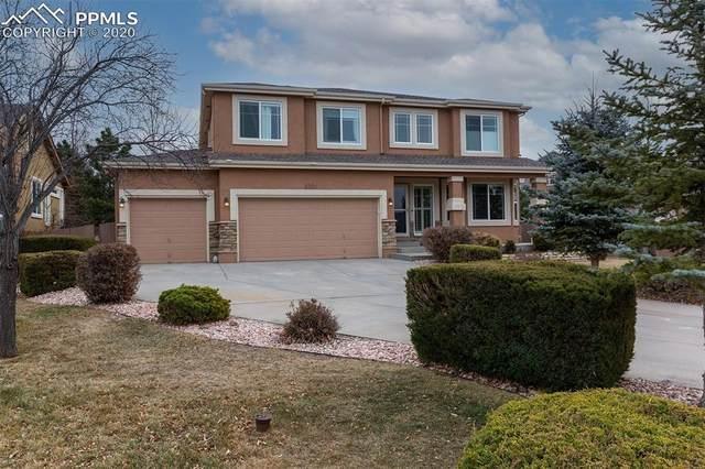 3335 Silver Pine Trail, Colorado Springs, CO 80920 (#4547833) :: Finch & Gable Real Estate Co.