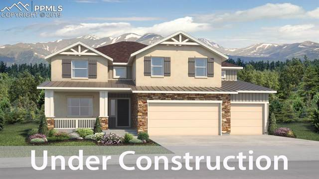 1845 Clayhouse Drive, Colorado Springs, CO 80921 (#4548329) :: The Kibler Group