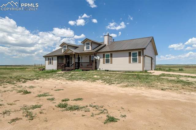 29750 Big Springs Road, Calhan, CO 80808 (#4549190) :: Action Team Realty
