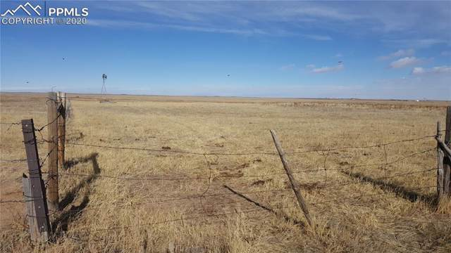 1999 Sengbeil Road, Yoder, CO 80864 (#4551197) :: The Peak Properties Group