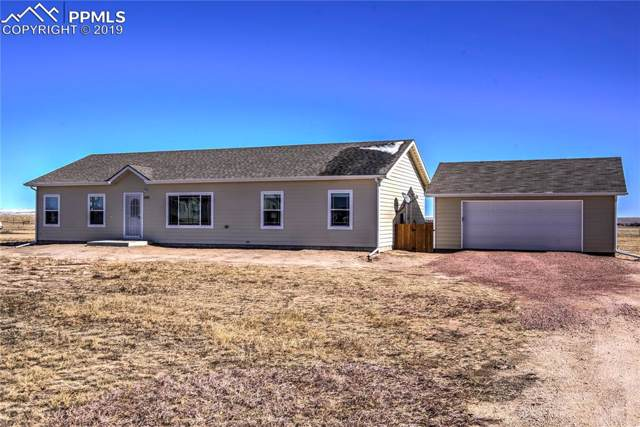 595 Spotted Owl Way, Calhan, CO 80808 (#4556159) :: Tommy Daly Home Team