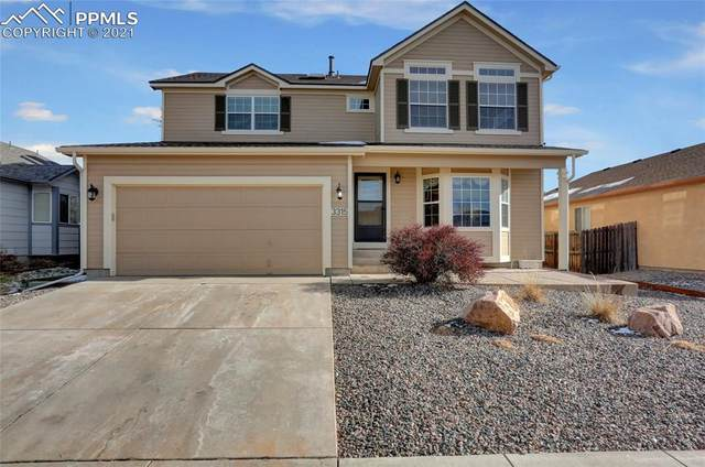 3315 Spotted Tail Drive, Colorado Springs, CO 80916 (#4558930) :: Venterra Real Estate LLC