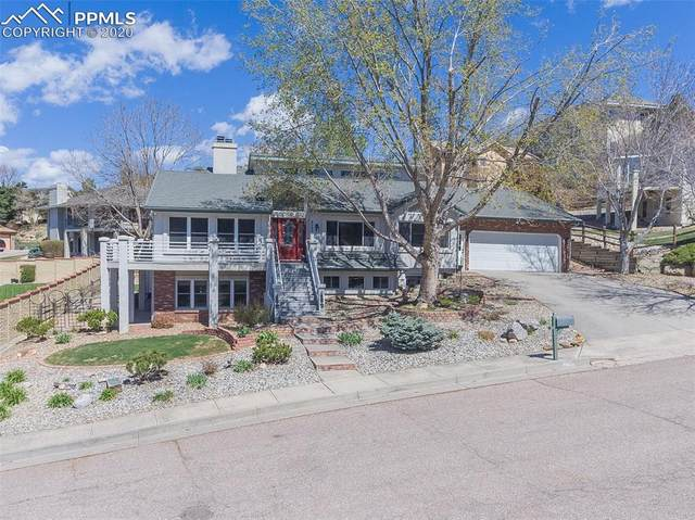 4020 Saddle Rock Road, Colorado Springs, CO 80918 (#4560679) :: Tommy Daly Home Team