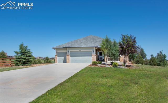 11245 Prairie Walk Terrace, Peyton, CO 80831 (#4560763) :: Fisk Team, RE/MAX Properties, Inc.
