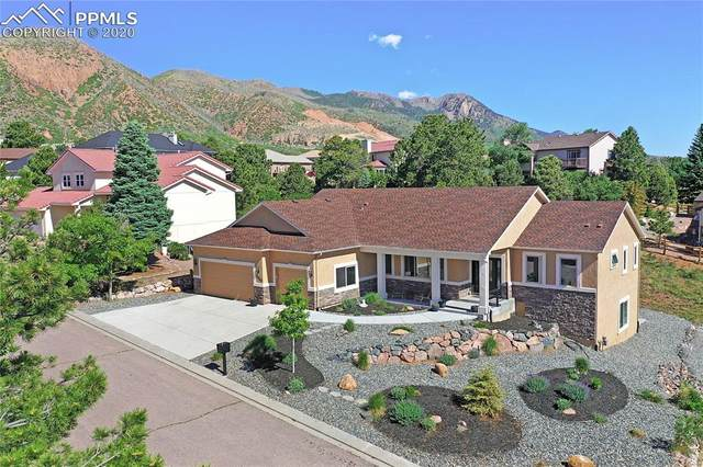 2640 Brogans Bluff Drive, Colorado Springs, CO 80919 (#4564652) :: Tommy Daly Home Team