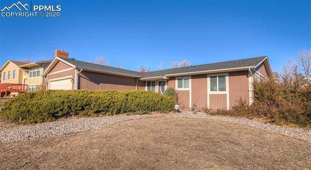 1080 Crosstrail Drive, Colorado Springs, CO 80906 (#4567279) :: Action Team Realty