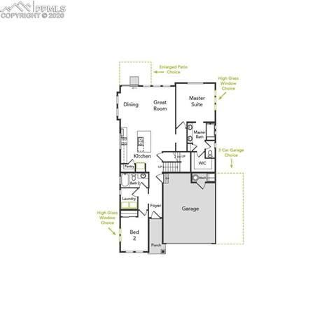 6353 Lythmore Grove, Colorado Springs, CO 80927 (#4568719) :: 8z Real Estate