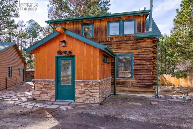 3281 N Weasel Way, Franktown, CO 80116 (#4573192) :: 8z Real Estate