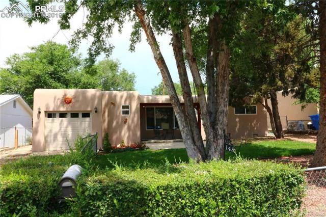 148 Sherri Drive, Colorado Springs, CO 80911 (#4573540) :: The Treasure Davis Team