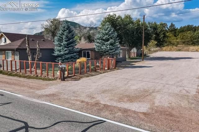8979 Spruce Mountain Road, Larkspur, CO 80118 (#4573956) :: Hudson Stonegate Team
