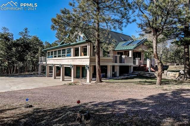 11650 Columbine Hills Road, Colorado Springs, CO 80908 (#4574551) :: Dream Big Home Team | Keller Williams