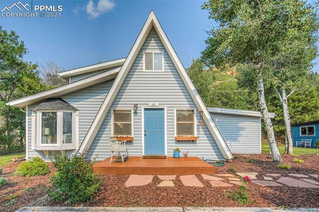 380 Upper Glenway, Palmer Lake, CO 80133 (#4574794) :: Tommy Daly Home Team
