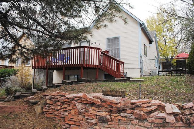 2419 Robinson Street, Colorado Springs, CO 80904 (#4577005) :: Harling Real Estate