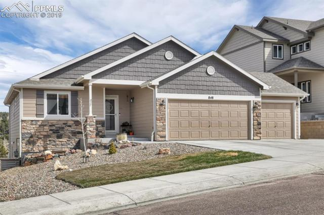 848 Gold Canyon Road, Monument, CO 80132 (#4579654) :: CC Signature Group