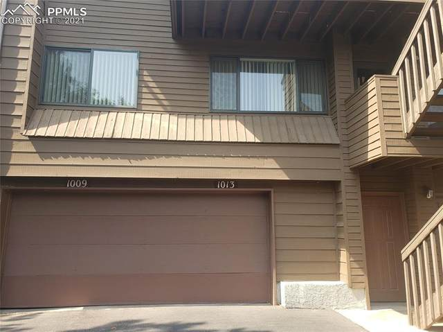 1009 Moorings Drive, Colorado Springs, CO 80906 (#4581290) :: Tommy Daly Home Team