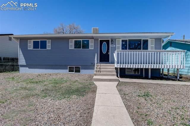 906 Arrawanna Street, Colorado Springs, CO 80909 (#4587707) :: The Scott Futa Home Team