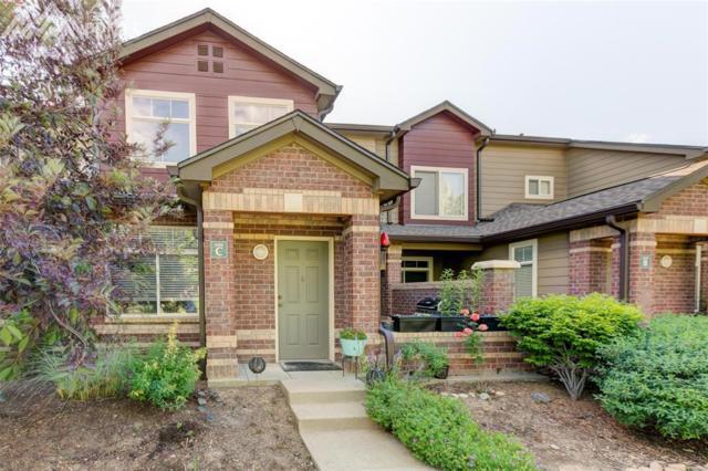 6504 Silver Mesa Drive C, Highlands Ranch, CO 80130 (#4588391) :: 8z Real Estate