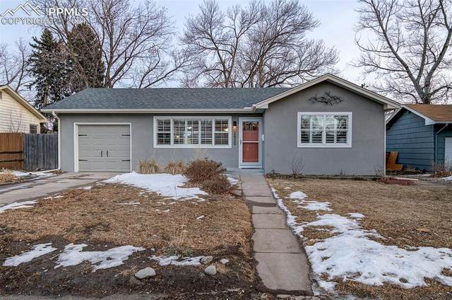 2805 Ute Drive, Colorado Springs, CO 80907 (#4588960) :: The Dixon Group