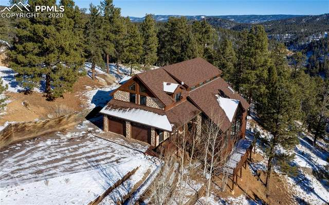 320 Summit Road, Woodland Park, CO 80863 (#4589081) :: CC Signature Group