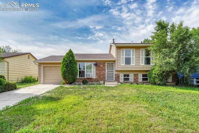 4441 Joyce Place, Colorado Springs, CO 80916 (#4590802) :: Re/Max Structure