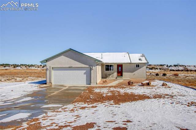 316 S Hidalgo Drive, Pueblo West, CO 81007 (#4591751) :: The Hunstiger Team