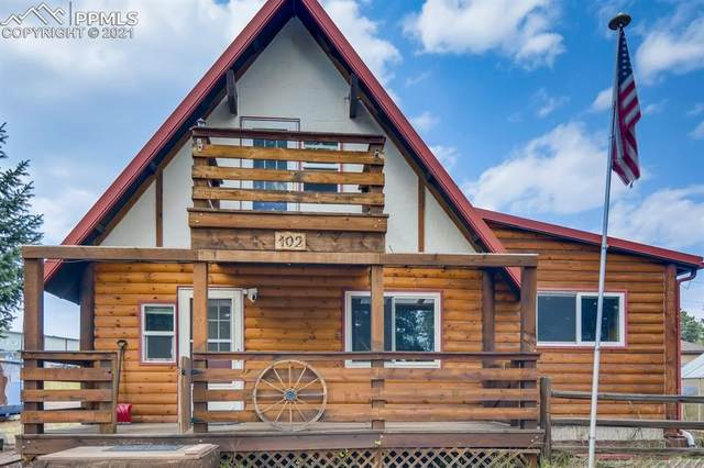 102 E Pikes Peak Avenue, Woodland Park, CO 80863 (#4592264) :: The Gold Medal Team with RE/MAX Properties, Inc