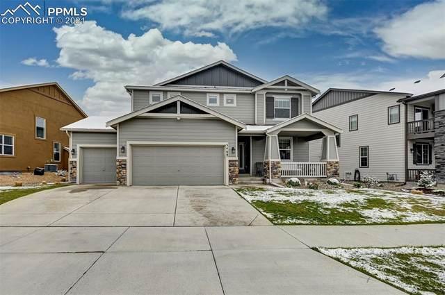 5468 Paddington Creek Place, Colorado Springs, CO 80924 (#4594086) :: Tommy Daly Home Team