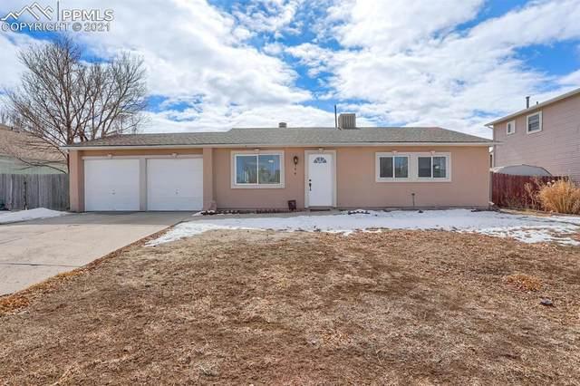 934 Rancher Drive, Fountain, CO 80817 (#4595478) :: Venterra Real Estate LLC
