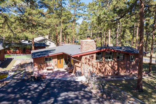 520 N West Street, Woodland Park, CO 80863 (#4599740) :: 8z Real Estate