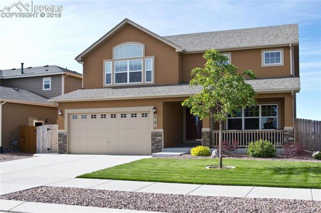 6181 Finglas Drive, Colorado Springs, CO 80923 (#4600031) :: The Hunstiger Team