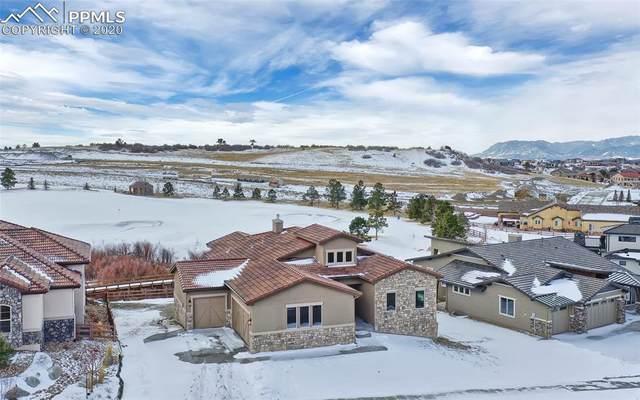 1747 Redbank Drive, Colorado Springs, CO 80921 (#4604972) :: The Kibler Group
