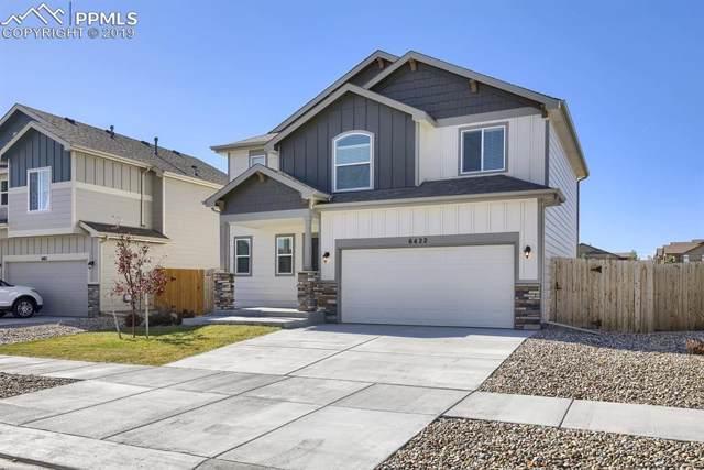 6422 Anders Ridge Lane, Colorado Springs, CO 80927 (#4605763) :: The Treasure Davis Team