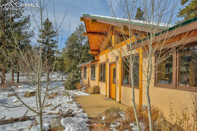 35341 County Road 77, Lake George, CO 80827 (#4610279) :: Action Team Realty