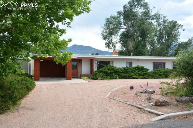 515 Foothills Road, Colorado Springs, CO 80905 (#4611419) :: Tommy Daly Home Team