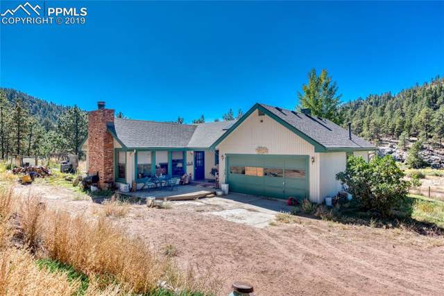 2713 Lakemoor Drive, Florissant, CO 80816 (#4612561) :: 8z Real Estate