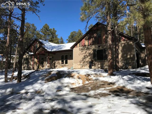 19185 Golden Arrow Circle, Monument, CO 80132 (#4615104) :: Colorado Home Finder Realty