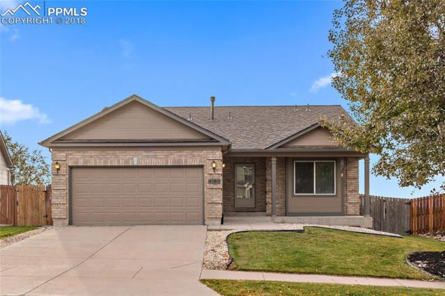 4160 Round Hill Drive, Colorado Springs, CO 80922 (#4616921) :: Fisk Team, RE/MAX Properties, Inc.