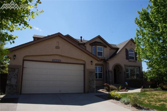 3485 Limber Pine Court, Colorado Springs, CO 80920 (#4618053) :: The Treasure Davis Team