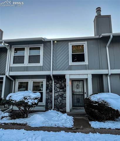 10295 E Evans Avenue #116, Aurora, CO 80247 (#4619097) :: Venterra Real Estate LLC