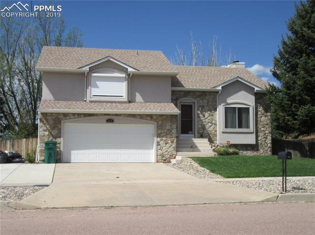1635 Piros Drive, Colorado Springs, CO 80915 (#4622406) :: Jason Daniels & Associates at RE/MAX Millennium