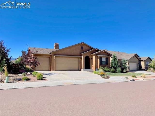 2417 Fieldbrook Court, Colorado Springs, CO 80921 (#4623407) :: The Treasure Davis Team