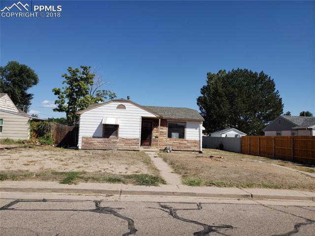 1540 N Monument Avenue, Pueblo, CO 81001 (#4624162) :: The Treasure Davis Team