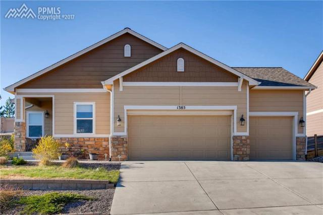 1385 Diamond Rim Drive, Colorado Springs, CO 80921 (#4624814) :: 8z Real Estate