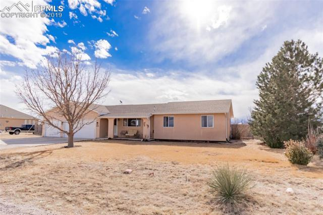 742 E Longsdale Drive, Pueblo West, CO 81007 (#4625256) :: Jason Daniels & Associates at RE/MAX Millennium