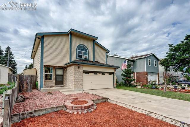 1683 Fourth Street, Colorado Springs, CO 80907 (#4627727) :: The Treasure Davis Team