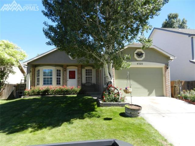 4320 Archwood Drive, Colorado Springs, CO 80920 (#4628037) :: Fisk Team, RE/MAX Properties, Inc.